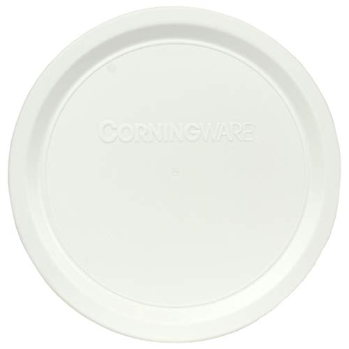 Corningware F-16-PC French White 16 Ounce Plastic Replacement Lid