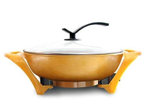 Multifunctionele rijstkoker, Grote Non-stick Aluminium rijstkoker, ideaal for grote gezinnen Elektrische grills hsvbkwm