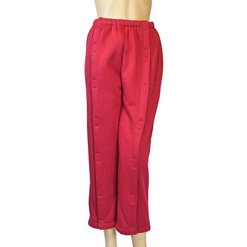 NEE Weiblich Patientenpflegekleidung Casual Warm Verdicken Baumwollhose Einfach An-...