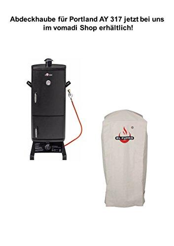 El Fuego Abdeckhaube für Gas Smoker Grill Portland (AY317)