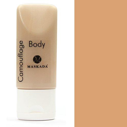 Camouflage Make up Körper Body Beine 35 ml Farbe Beige 4