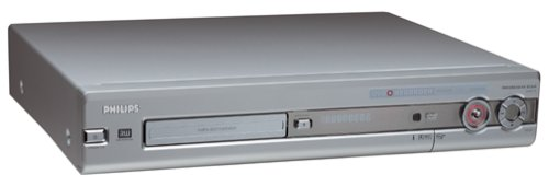 Great Deal! Philips DVDR72 Progressive-Scan DVD Player / Recorder