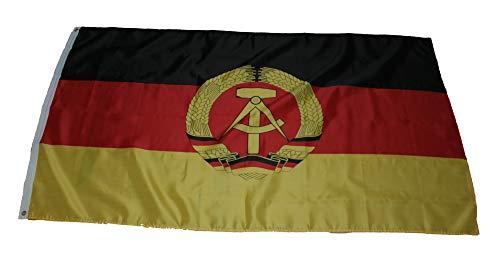 Wagner Automaten Flagge Fahne DDR 150x90cm mit Zwei Ösen