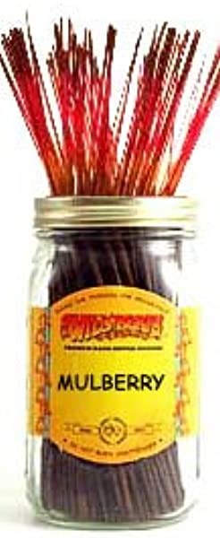 Mulberry 100 Wildberry Incense Sticks