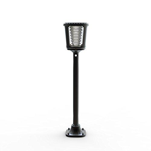 Lámpara de jardín de pie sobre energía solar
