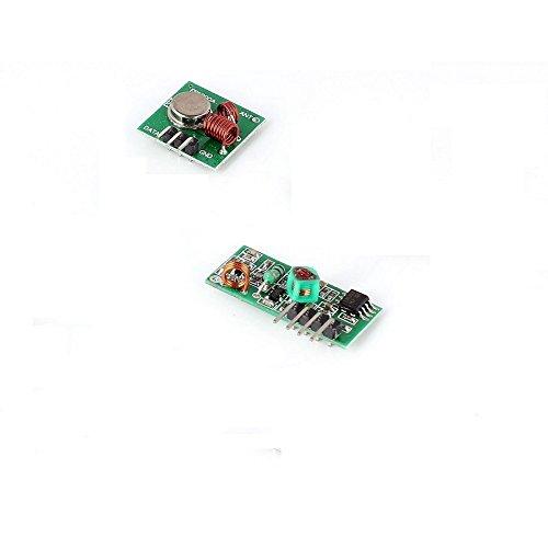 Fivesix 433Mhz WL RF Module Émetteur+Récepteur Télécommande Pour