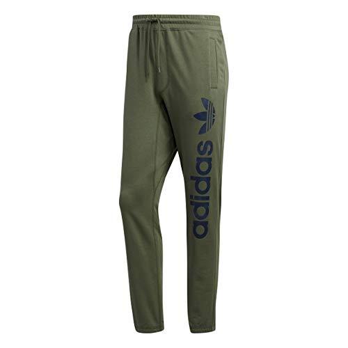 Adidas joggingbroek Base Green/Collegiate Navy