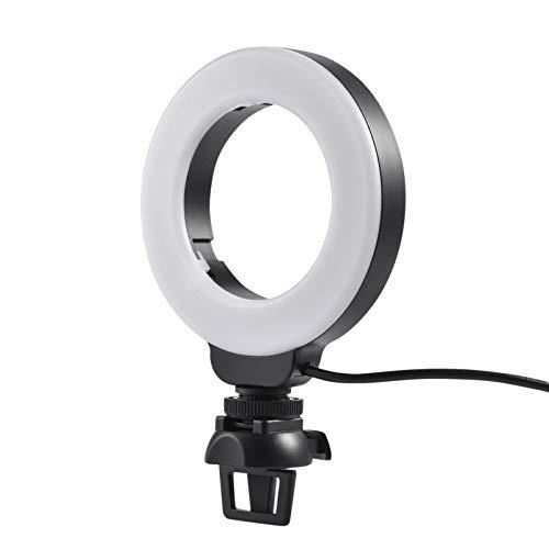 Video conferencia luz de relleno con clip universal computadora lámpara en vivo cámara LED fotografía zoom reunión trabajo remoto