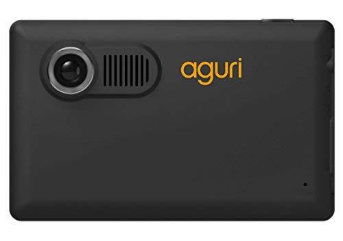Aguri Motorhome & Caravan AGR520 DVR 5' Motorhome and Caravan Sat Nav with Built-in Dash Cam, Wi-Fi and UK & European mapping.
