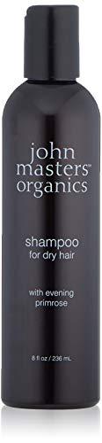 John Masters Organics Champú para el cabello seco con la onagra, 236 ml