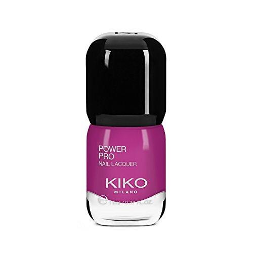 Kiko Milano Power Pro Nail Lacquer Nr. 59 Dahlia Purple Inhalt: 11ml Nail Polish Nagellack