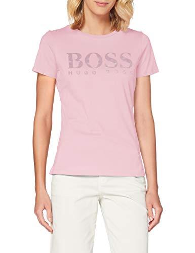 BOSS Temellow Camiseta, Light/Pastel Purple (530), S para Mujer