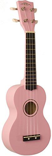 WiKi UK10G PK - Ukelele, color rosa