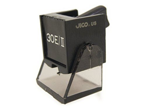 JICO レコード針 Ortofon D-30E/Ⅱ用交換針 ダエン針 242-30E/Ⅱ