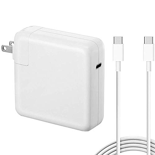 87W USBC Power Adapterfor Apple MacBook pro Charger 15 Inch 13 Inch 2019 2018 Include Cable