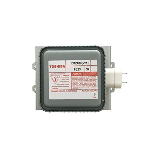 Toshiba Original Industrie-Mikrowellen-/Trocken-Zubehör 2M248K (WX) luftgekühlt 1000 W Mikrowellen-Magnetronröhre