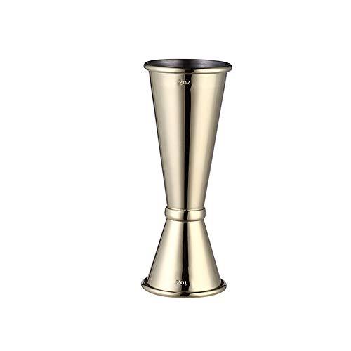 XJF Copa de medición de cabeza doble de los accesorios de la barra de la escala