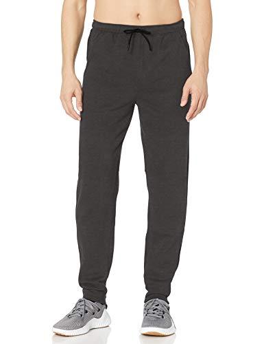 Peak Velocity Medium Weight Fleece Pant Athletic-Sweatpants, grau, US L (EU L)