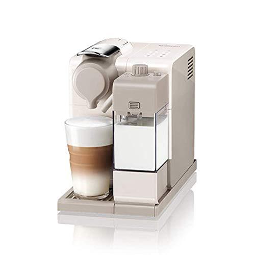 Qinmo Iced - Máquina de café automática para la familia de las cápsulas, cafetera automática, máquina para café de gota a prueba de sistema, permanente y reutilizable