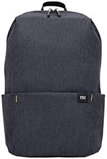 Original xiaomi Mini Waterproof Lightweight Casual School Backpack for Teens Kids Cycling Hiking Camping Travel Outdoor (Black)