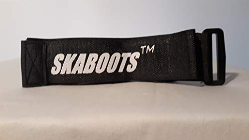 Skaboots Walkable Skate Guard Replacement Straps - Youth/Small