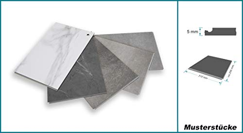 Wandtegels zonder voegen | Bad | SPC vinyl tegels | 18x30cm | PS-patroon modern
