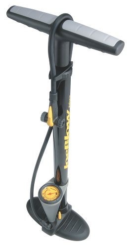 Topeak JoeBlow Max - Pompa Verticale con Testa a Doppia Impugnatura