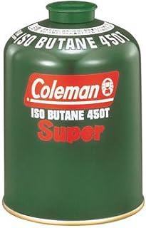 コールマン 純正イソブタンガス燃料 Tタイプ 470g 5103A450T