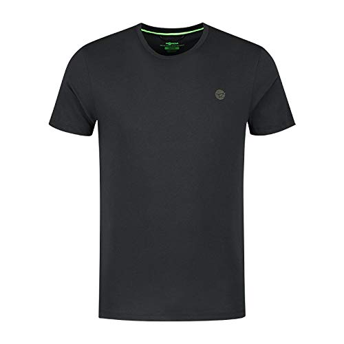 Korda T-Shirt imprimé Olive Noir