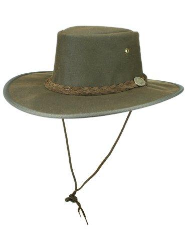 Scippis Homme Chapeau Traveller Gibson marron