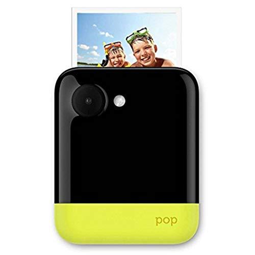 Polaroid Pop 2.0 Cámara digital de impresión instantánea (Amarillo) 20 Mp, Pantalla Táctil de 3,97 In, Wi-Fi incorporado, Tecnología Zink Zero Ink y nueva aplicación, fotografías de 9 x 11 cm