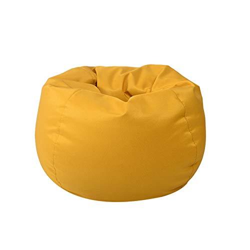 HLSUSAN Riesensitzsack Füllung -separater Innensack Outdoor Sitzsack Bean Bag Bodenkissen groß - waschbarer Bezug schmutzabweisend,B