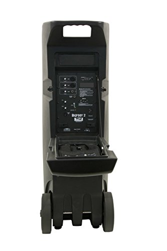 Anchor Audio Bigfoot 2 Portable Sound System with Dual Wireless Mic Receiver