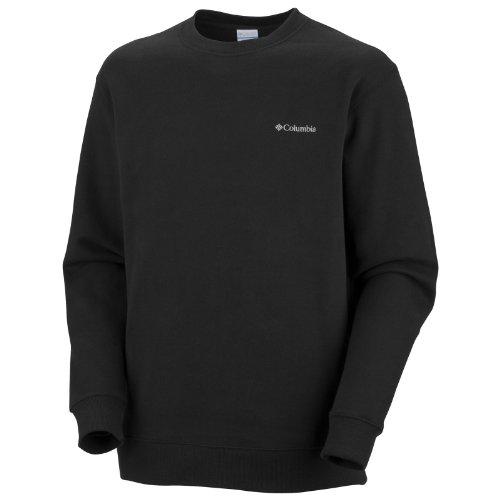 Columbia Herren Hart II Sweatshirt - Schwarz - Groß