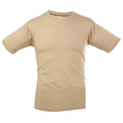 Patton SBB T-Shirt Maglietta Militare Mezze Maniche 100% Cotone Desert Tan Taglia M