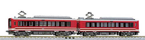 TOMIX Nゲージ 箱根登山鉄道 2000形サンモリッツ号 復刻塗装 セット 2両 98061 鉄道模型 電車