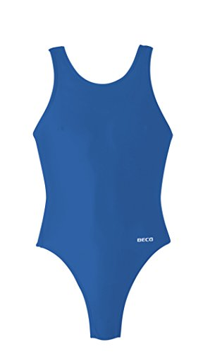 Beco Kinder Badeanzug-Basics Schwimmkleidung, Blau, 116