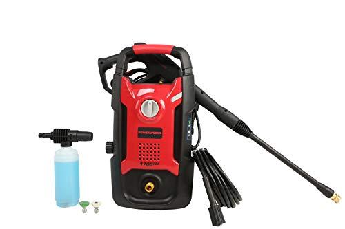 Powerworks 1700 PSI (1.2 GPM) Pressure Washer, PWA101