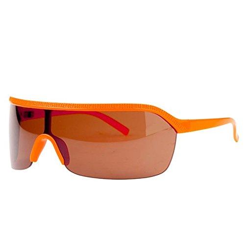 Bikkembergs BK-50304 Gafas de sol, Orange, 139 Unisex