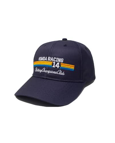 KIMOA Gorra Racing 14 Azul_T