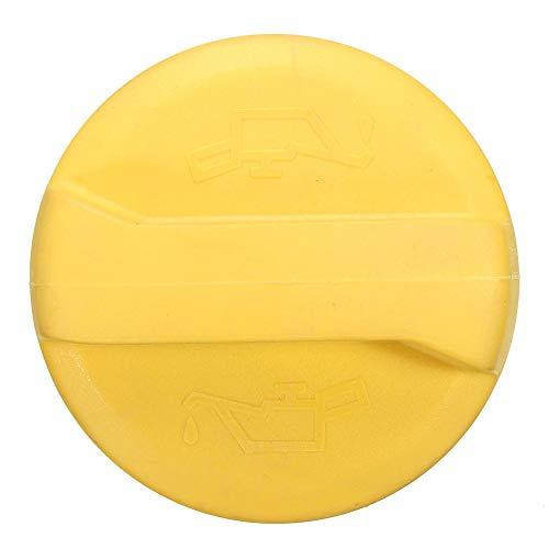 ZKWYZ Nuevo Motor de reemplazo de automóvil Filtro de Aceite de Combustible Filtro de Aceite/Ajuste for Vauxhall/Ajuste for Opel Corsa Accesorios de Coche (Color : Yellow)