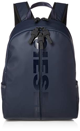 Diesel Men's Boldmessage Bold Back Ii Backpacks, Blue (Blue Nights), 10x44x30 centimeters (W x H x L)