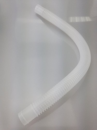 Skimmer-Ersatzschlauch, spezielles Ersatzteil passend für alle Oberflächenreiniger von Intex und Bestway (Easy und Frame Pools), Länge: ca. 70 cm
