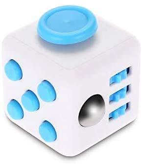 Jilibaba Cubo de juguete Fidget alivia la ansiedad del estrés para niños y adultos