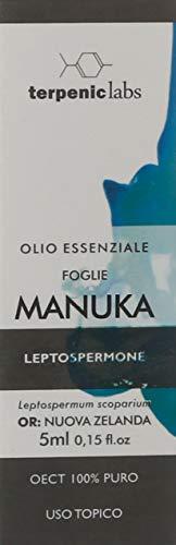 Terpenic Evo Manuka Aceite Esencial 5Ml - 1 unidad
