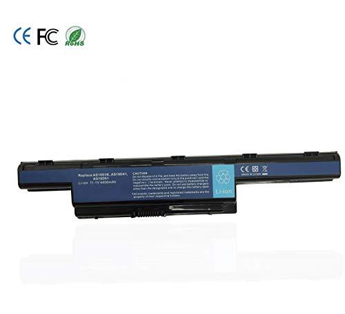Batterie d'ordinateur Portable AS10D31 AS10D3E AS10D41 AS10D51 AS10D61 AS10D71 AS10D73 AS10D75 AS10D81 11.1 V 4400 mAh pour Acer/eMachines/Packard Bell
