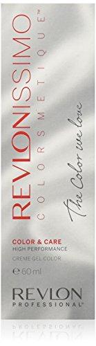 REVLON PROFESSIONAL Revlonissimo Colorsmetique Color&Care Cremegel Farbe, 6.01, Dunkelblond Asch Natur, 1er Pack (1 x 60 ml)