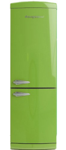 Bompani BOCB691/V Retro Lime Green Combinado
