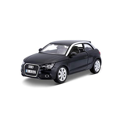 Bburago - Audi A1 (18-22127), Rojo / Azul , Modelos/colores Surtidos, 1 Unidad