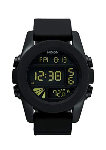 Nixon Reloj Hombre de Digital con Correa en Caucho A197-000-00
